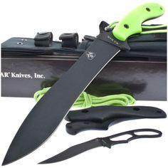 Ka-Bar 5701 War Sword Zombie Killer Knife Interchangable Handle | MooseCreekGear.com | Outdoor Gear — Worldwide Delivery! | Pocket Knives - Fixed Blade Knives - Folding Knives - Survival Gear - Tactical Gear