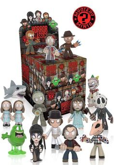 LOVE!!!!!Horror Series 3 Mystery Minis - POPVINYLS.COM