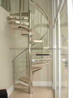 Escada Inox
