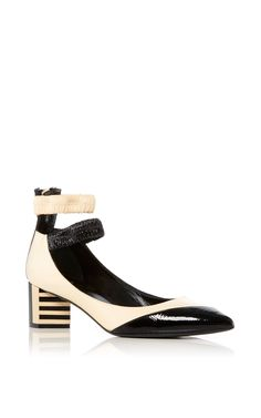 Siouxsie Patent Leather Pumps by Pierre Hardy | Moda Operandi