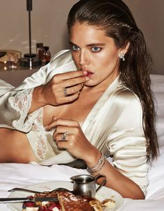 Vogue Paris May 2017 Emily DiDonato by Alique