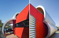 Wolke Haus in Melbourne von McBride Charles Ryan Homesthetics