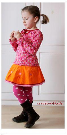 Pink - orange mag ich sehr!
