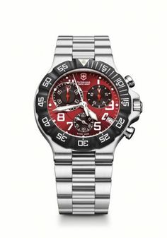 Victorinox Summit XLT Chronograph Watch