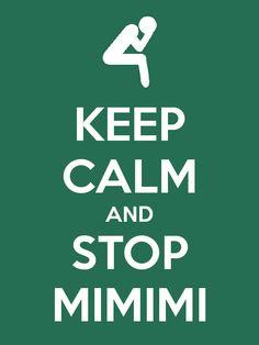 Mimimi :-(