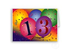 Image detail for -Accessories For 13th Birthday Party
