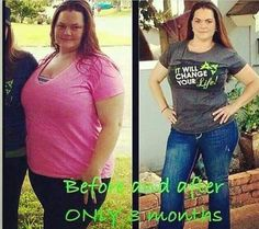 3 months on our skinny pack and greens!! What are you waiting on?! It Works will change your life!!! Www.brittanyfox08.myitworks. com or message me