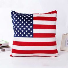 45x45cm  Hot Sale  product customization of the American flag pillowcase household cushion pillow cases  NB002   Read more at The Bargain Paradise : https://www.nboempire.com/products/45x45cm-hot-sale-product-customization-of-the-american-flag-pillowcase-household-cushion-pillow-cases-nb002/   Product Descriptions     Name:cushion cover    Condition: 100% Brand New    Material: Cotton, Linen and Polyester       Color:as pictures    Size: approx. 17.5×17.5 IN (45&#215