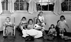 Baby Boomers-Retirement-1950s Daycare . The all so known baby boom of the 1950s was an age of new life. Children were living great they were raised in a prosperous age. They had it well.