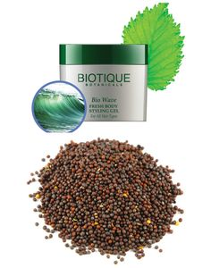 Rai or Black mustard is an ingredient commonly found in many households and is known to stimulate healthy hair growth. It also has various nutritional benefits and is used in medication to treat common cold, muscle pain and arthritis.  For healthy, stylish hair, use Bio Wave styling gel which has #Rai as one of the ingredients and helps give your hair a sleek, buoyant look.