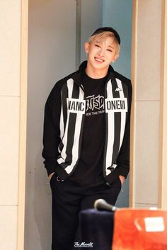 Wonho so cutee 😙😍