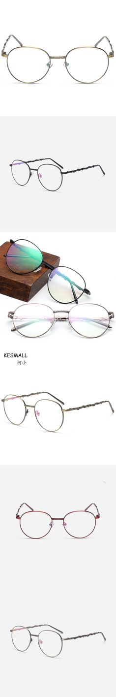 1c24378159a6 KESMALL Fashion Prescription Diopter Eyewear Women Men Spectacle Frame With  Myopia Lens Gaming Glasses Gafas De