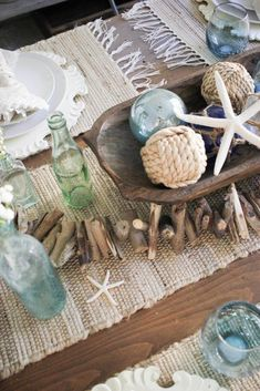 DIY Rustic Coastal Decor That will Beauty Your Home https://www.onechitecture.com/2018/02/06/diy-rustic-coastal-decor-will-beauty-home/