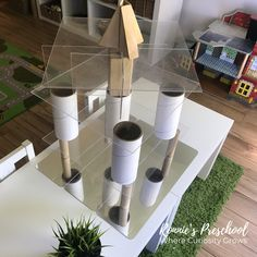 Online professional development and resources for The Reggio Emilia Approach, Loose Parts, Sensory Processing and Challenging Behaviours.