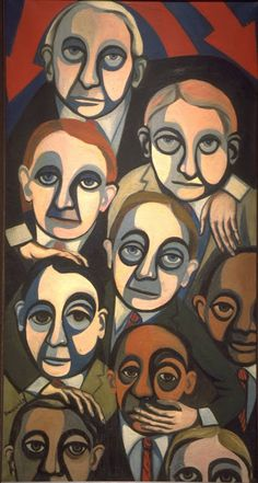american people by faith ringgold