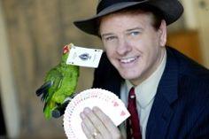 Blend comedy with magic - Dana Daniels  Magician - http://thegrablegroup.com/comedy/blend-comedy-magic-dana-daniels-magician/