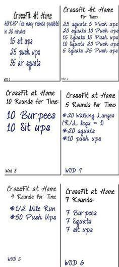 Cross fit at home http://naturaldynamix.com/ #crossfit #cross-fit #cross fit #healthy #wellness #exercise