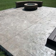 Top 50 Best Stamped Concrete Patio Ideas - Outdoor Space Designs From wood grain to cobblestone styles and beyond, discover the top 50 best stamped concrete patio ideas. Explore simple to maintain outdoor space designs. Concrete Backyard, Concrete Patio Designs, Backyard Patio Designs, Backyard Ideas, Stamped Concrete Walkway, Garden Ideas, Concrete Patios, Brick Walkway, Walkway Ideas