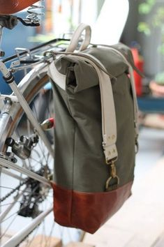 Bicycle-Bags-ida Bike Frame Bag, Dutch Bicycle, Cycling Bag, Urban Bike, Bicycle Bag, Cycling Accessories, Bike Parts, City Style, Bike Life