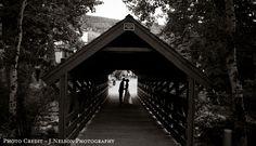 covered bridge #petalsofprovence Luxury Vail Colorado Wedding | Romantic Wedding in Vail | Iconic Weddings