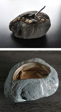 Stone Sculptures by Hirotoshi Itoh | Inspiration Grid | Design Inspiration