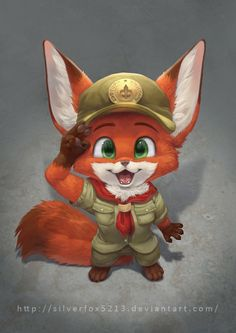 Want to discover art related to zootopia? Check out inspiring examples of zootopia artwork on DeviantArt, and get inspired by our community of talented artists. Disney And Dreamworks, Disney Pixar, Disney Characters, Zootopia Art, Disney And More, Disney Fan Art, Cute Disney, Furry Art, Cute Cartoon