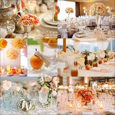 Peach Wedding Theme - Wedding Blog | Wedding Articles | Weddings Ireland