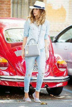 Summer Fashion Style with Espadrilles - Be Modish - Be Modish