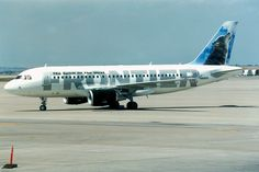 Frontier Airlines, Airbus A319, N901FR, Denver International