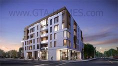 #TheSouthwood is a new 6-storey condominium with 45 units at Kingston & Southwood available units start from the $300,000's.