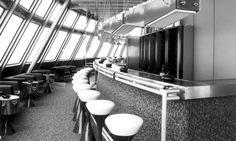 Ještěd 73 chce obnovit původní interiér baru Avion Airplanes