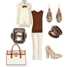 Fashionable Women Outfit