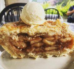 Apple Pie #pie #dessert #applepie #farm #icecream #seasonal #fall #lunch #dinner #delivery @snapcourier #chicago #westloop @westloopchamber @thewestloopisthebestloop #bar #restaurant #grangehall #burger #food #foodie #foodporn #eater #chicagoeater #alwayshungry #312food #chicagofoodauthority #foodstagram #foodphotography