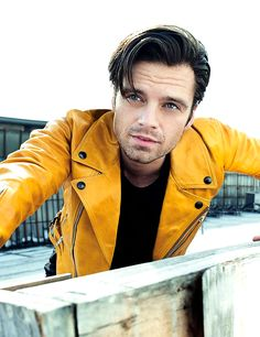 "Sebastian Stan photographed for ""August Man"" Malaysia's April 2016 issue"