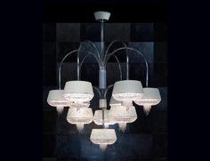 The Retro Big Is An Italian Luxury Chandeliers That Comes With Venetian  Crystal Or Swarovski Crystal.