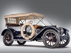 1912 Oldsmobile Limited Five-Passenger Touring
