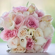 rose bouquet in different shades....love!