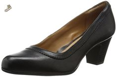 Clarks Women's Weslee Napa Dress Pump, Black, 9.5 M US - Clarks pumps for women (*Amazon Partner-Link)