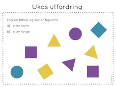 ukas utfordring Mathematics, Chart, Education, Maths, School, Creative, Photo Illustration, Math, Schools