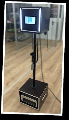 KRUU Fotobox mieten | Fotobox mieten für 290 EUR