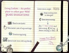 No worries, with T'Aide Living locket you can always review your resolutions:-)