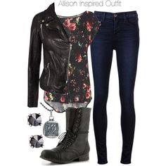 allison argent polyvore - Google Search
