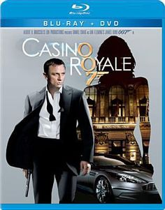 "New to the Library! March 2016 ""Casino Royale"" [BLU-RAY videorecording]"