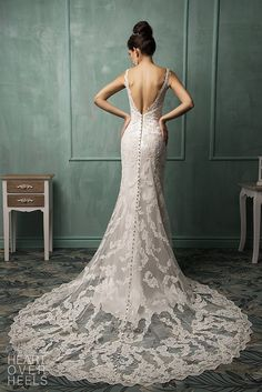 Amelia Sposa 2014 Wedding Dress Style Fiora