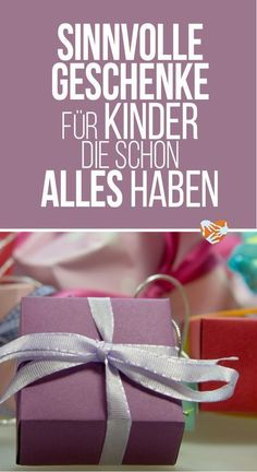 Sinnvolle Geschenke für Kinder, die schon alles haben The child has more toys than it needs - a lot goes unnoticed in some drawer. But then: birthday, Christmas, Easter & Co - and it gets more a Diy Christmas Gifts For Boyfriend, Diy Gifts For Dad, Diy Gifts For Friends, Birthday Gifts For Girlfriend, Gifts For Girls, Boyfriend Gifts, Boyfriend Birthday, Christmas Diy, Christmas Presents