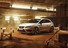Seat will unveil the more potent Leon Cupra 290 at the Frankfurt Motor Show, packing ten extra horsepower in pursuit of its new rivals in the hot hatch wars Frankfurt, Supercars, Nuevo Seat, Seat Cupra, Best Car Deals, Vw Group, Volkswagen Group, Cars Uk, Classy Cars