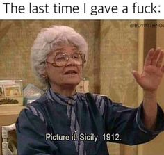 Hilarious Memes Pictures That Will Crack You Up - 7 Golden Girls Quotes, Girl Quotes, Golden Girls Funny, The Golden Girls, Medical Humor, Nurse Humor, Police Humour, Mommy Humor, Nursing Memes