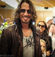 Chris Cornell (Wife & Child)