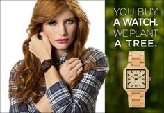 WeWOOD Wooden Watches - The Original Wood Watch | Alegria Cherokee Store #CharlotteNC #watches #eco_friendly