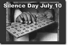 Silence Day of Meher Baba on July 10